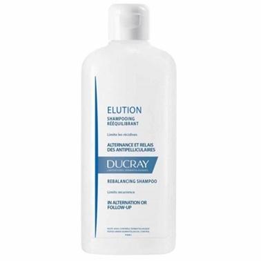 Ducray DUCRAY Elution Şampuan 400 ml Renksiz
